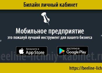 Услуга «Мобильное предприятие»